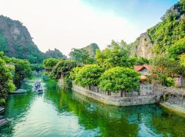 Tam Coc River View Homestay, Ninh Binh