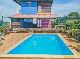 Bungalow with pool in Malavali, Lonavala, by GuestHouser 63072, Lonavala