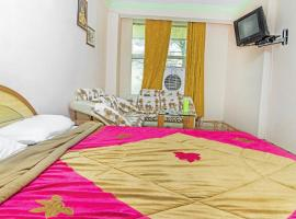Guesthouse with parking in Dharamshala, by GuestHouser 39089, Dharamshala