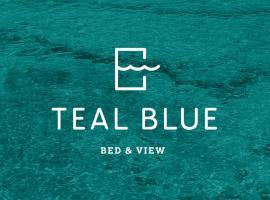 Teal Blue, koufonisia