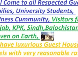 Hunza Hotel and Guest House Gilgit Baltistan, Hunza