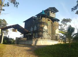 Castle Inspiration, Bocas Town