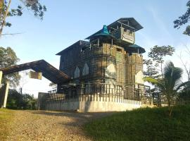 Castle Inspiration, Bocas del Toro