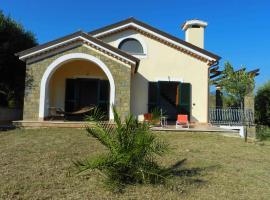 Villa Gioia, Ascea