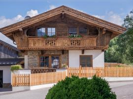 Alpenchalet Stadlpoint, Ried im Zillertal