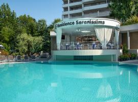 Residence Serenissima, 比比翁