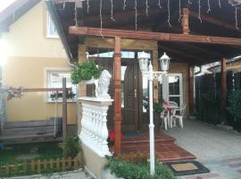 Privat u Andrey, Štrba