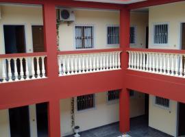 Hotel residence BERGEMADY, Abidjan