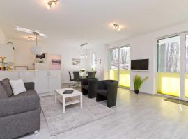 Residenzen am Kulm - Villa Dorian 10 - mit Sauna, Heringsdorf