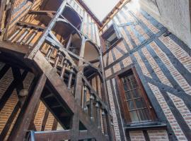 Beau T2 Centre Historique - Mytripintours, Tours