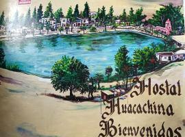 Hostal Huacachina Ica, Ica