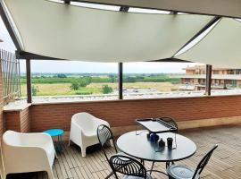 Domus Luxury Panorama, Fiumicino