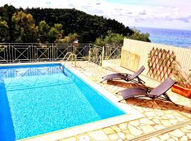 Agios Nikitas View, Áyios Nikítas