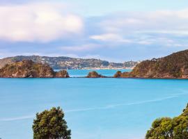Paihia Te Ti Beach House, 派西亚