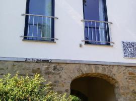 Alte Stadtmauer - Apartment, Sinsheim