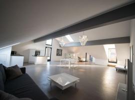 Ferienwohnung Atelier Maschinenhaus