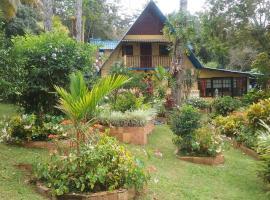 Cabanas Mi Jardin es tu Jardin, Cerro Azul
