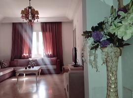 appartement de luxe, Al-Hammamat