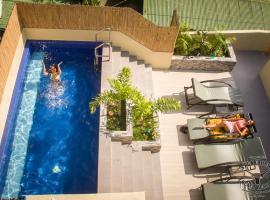 Papa Freds Beach Resort, 波尔多·格尼拉