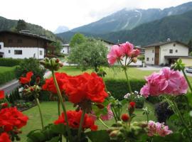 Ferienhaus Rosa, Umhausen