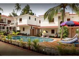 4BR Villa in the Heart of Goa, Arpora