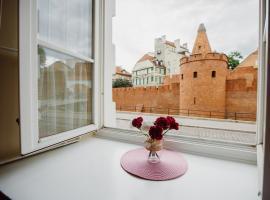 Heart of Warsaw IV apartment, Varsavia