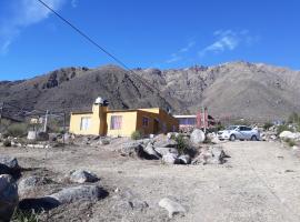 """Cabañas """"Cristo Rey"""", Tafí del Valle"""