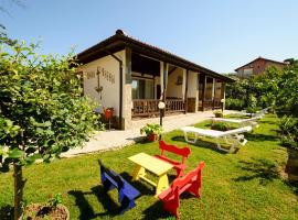 Villa Yanevi, Lozenets
