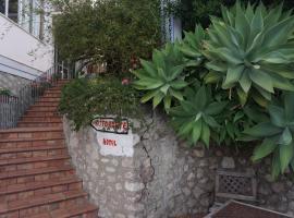 Hotel Villa Souvenir, Forza d'Agro
