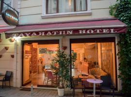 Tayahatun Hotel, Estambul