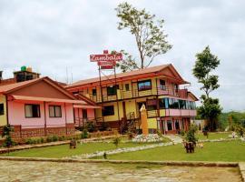 Zambala Halesi Resort, Diktel