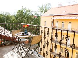 2BR Dandelion Apartment, Прага