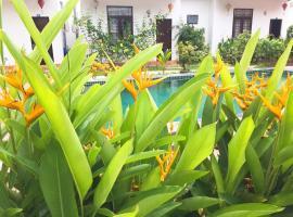 Hotel Thien Duong Xanh, Vĩnh Tân (1)