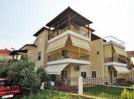 Azalia apartments, Paralia Dionysiou