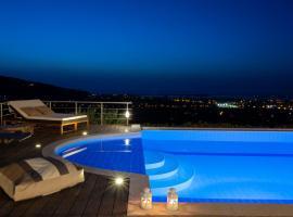 Lenas Villa, Lefkada Town