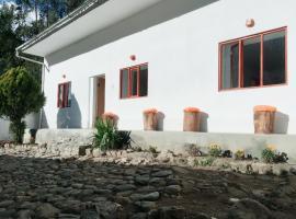 Casa I Love Huaraz, Huaraz