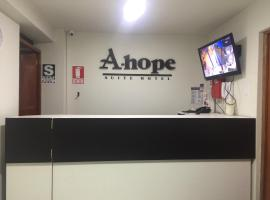A-Hope Suite Hotel, Huancayo