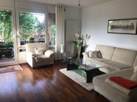 2-Bedroom-Appartment near fair, fully equipped