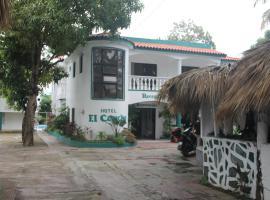 El Caucho, Boca Chica