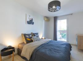 Appartement T2 spacieux au coeur de Saint-Denis, Saint-Denis