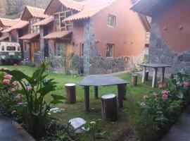 Casa Lodge, Calca