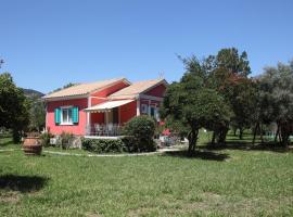 Casa Fontana Lygia, Lygia