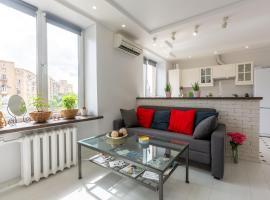 Enjoy Apartment on Smolenskaya 10, Moscovo