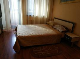 Apartment Lux Center Ukraina moll, near cafe Bosfor, Zaporozhye
