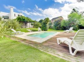 Casa grande, dog friendly, piscina privada Fátima, Punta del Este