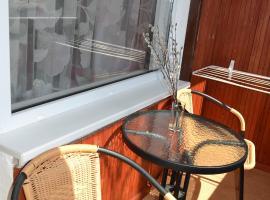 Spacious apartment at Inzinieru, Ventspils