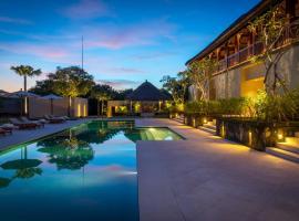 REVĪVŌ Wellness Resort, Nusa Dua
