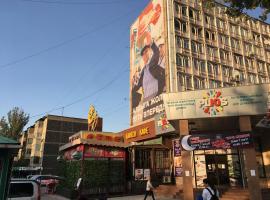 Kvartira dlia turistov, Bishkek