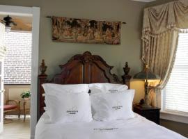 Jones Street - Wright Suite Apts, Savannah
