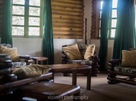 Nyamazi Falls Lodge, Nyanga